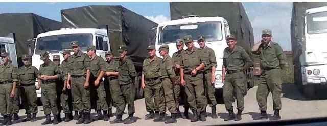 A 'Fehér konvoj'