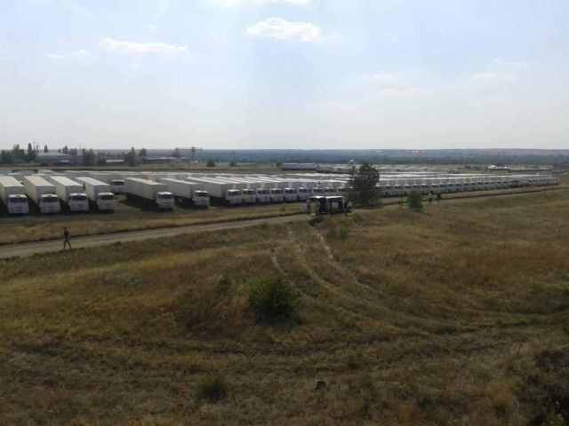 Белый конвой - The White convoy 1