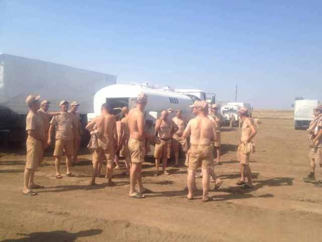 Белый конвой - The White convoy 2