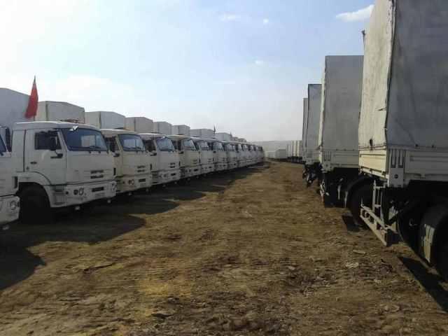 Белый конвой - The White convoy 3