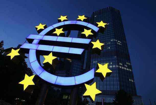 Európai Központi bank - Frankfurt