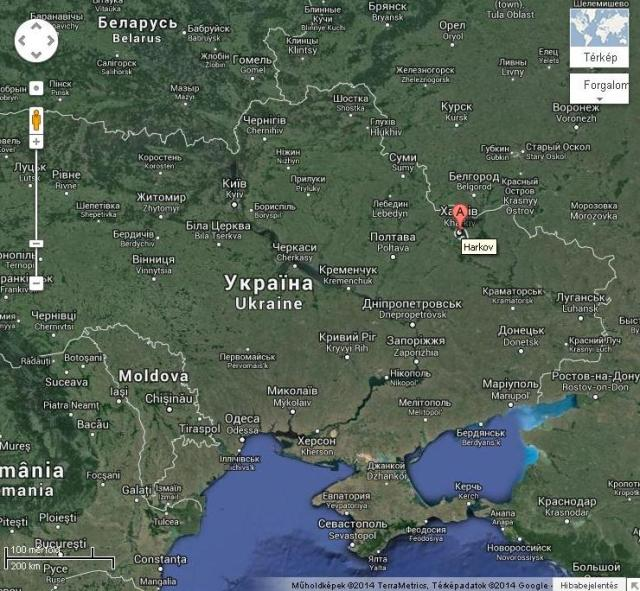 Harkov - Ukrajna