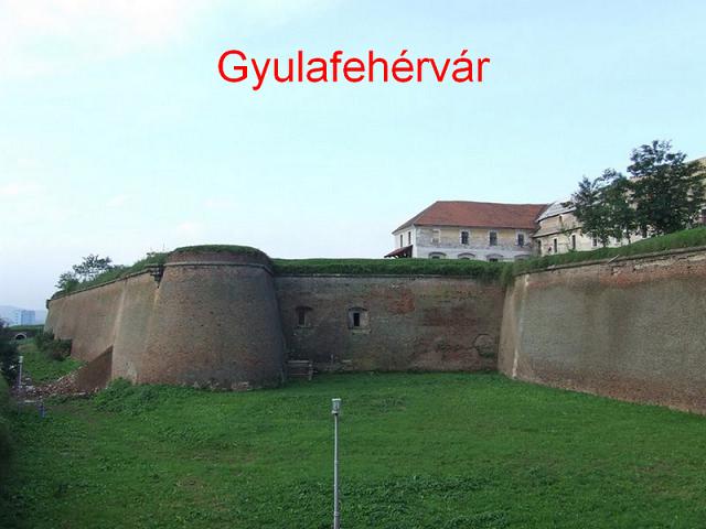 Gyulafehérvár - Forrás - tortenelemppt.blogspot.hu