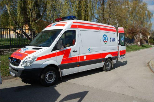 mentő
