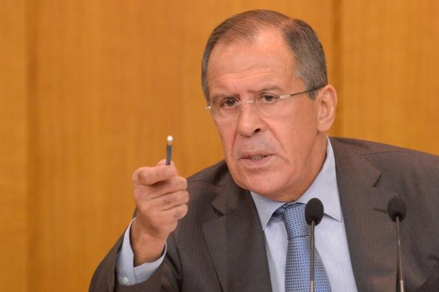 Rusya Dýþiþleri Bakaný Sergey Lavrov
